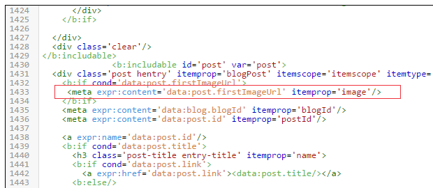 Fix Image_url Error google webmaster tools