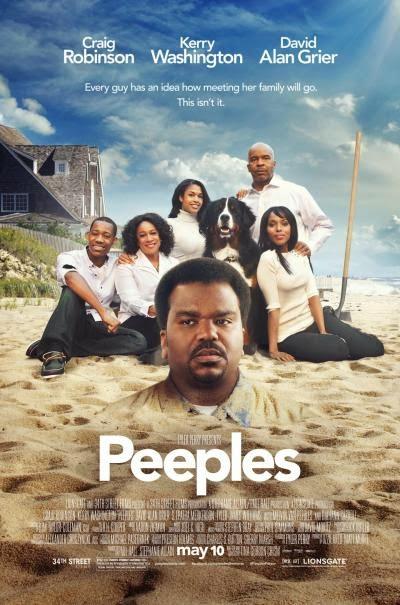 Peeples – Dublado (2013)