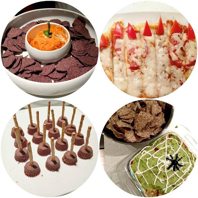 Halloween Pinterest Food