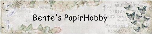 Bente`s PapirHobby