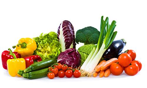 Grönsaker utan kolhydrater