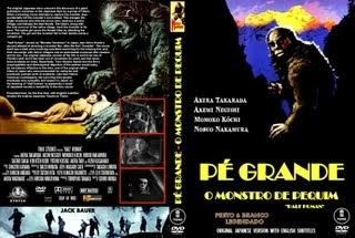 PÉ GRANDE - O MONSTRO DE PEQUIM