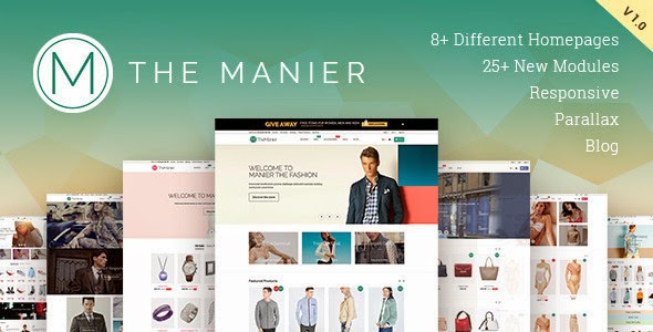 Premium Multipurpose PrestaShop Theme