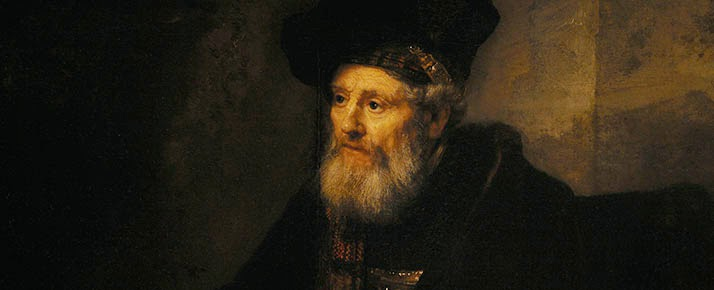Rembrant - Old Man