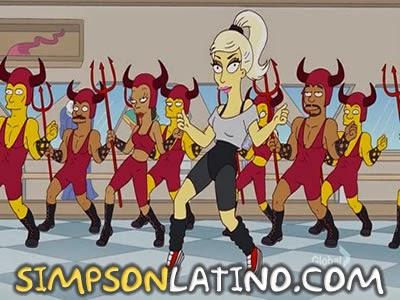Los Simpson 23x22