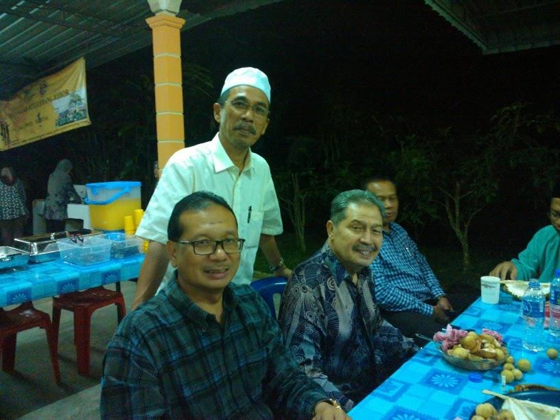Bersama Speaker & ADUN Johor