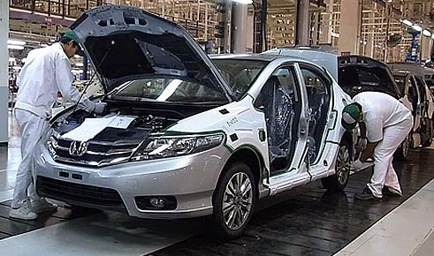 Harga Honda 2014