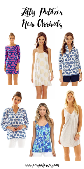 Lilly Pulitzer New Arrivals!