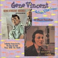 Double CD: Gene Vincent Rocks! And The Blue Caps Roll PLUS A Record Date