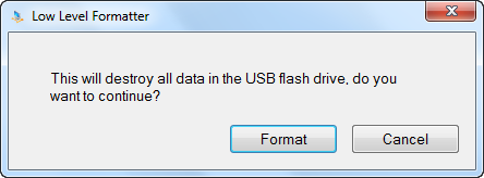 repair undetected usb