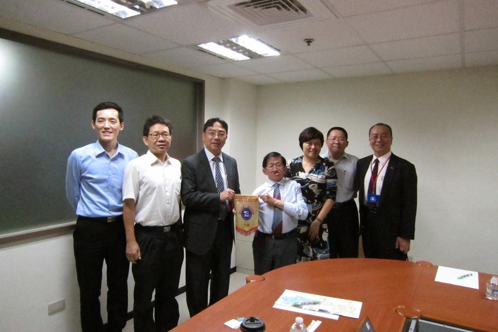 朝陽科技大學參訪