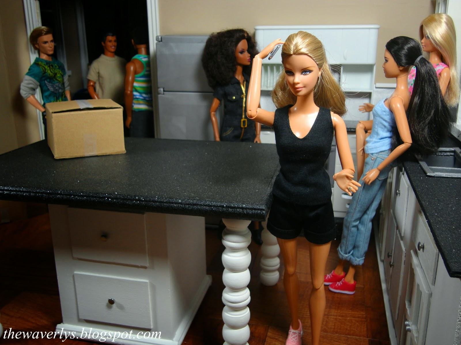 moving day the waverlys. Black Bedroom Furniture Sets. Home Design Ideas