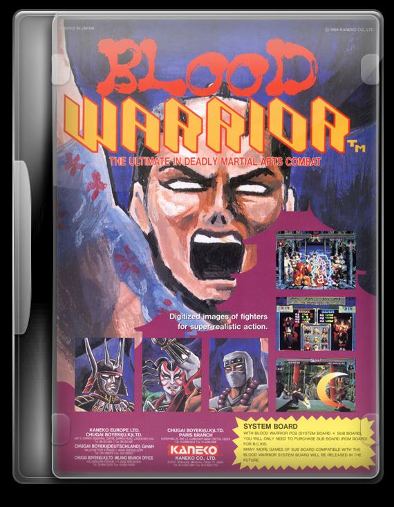 Blood Warrior (Arcade)
