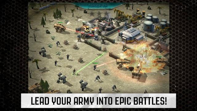 تحميل لعبة HERO Call Of Duty مجاناً لأجهزة أندرويد, سامسونج, الجي, اتش تي سي, سوني اريكسون, نيكسوس,