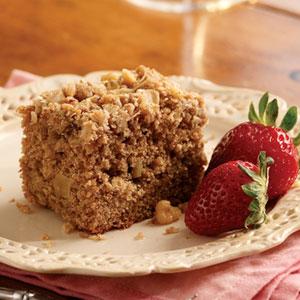 Cinnamone Crumb Coffee Bundt Cake