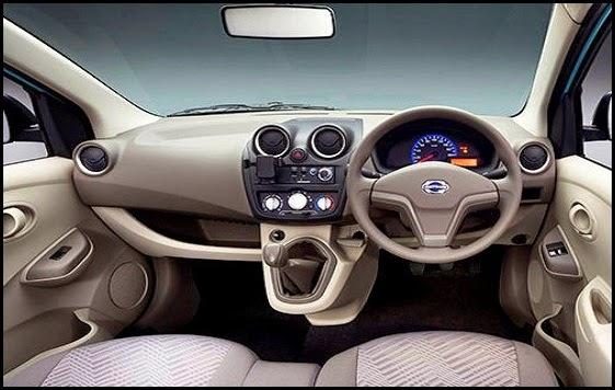 MPV Datsun GO+