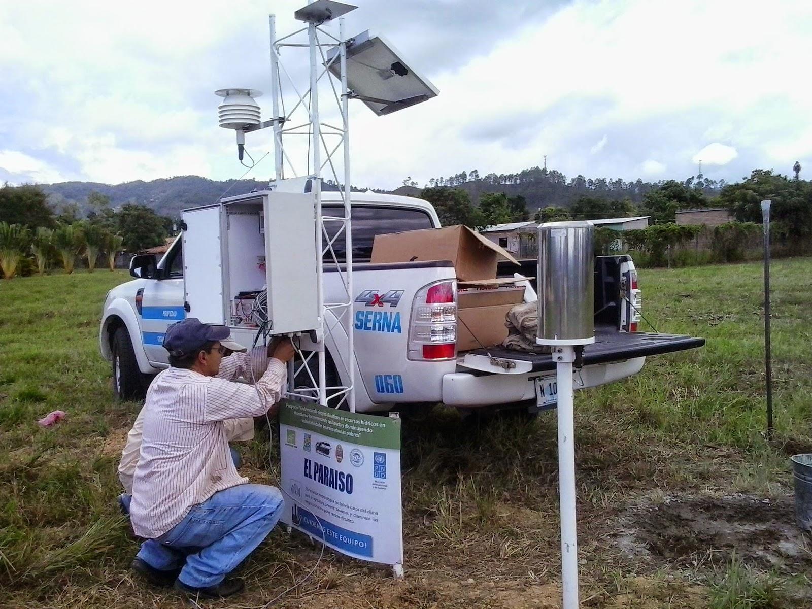Fortalecen la Red Meteorológica Nacional con 46 nuevas estaciones