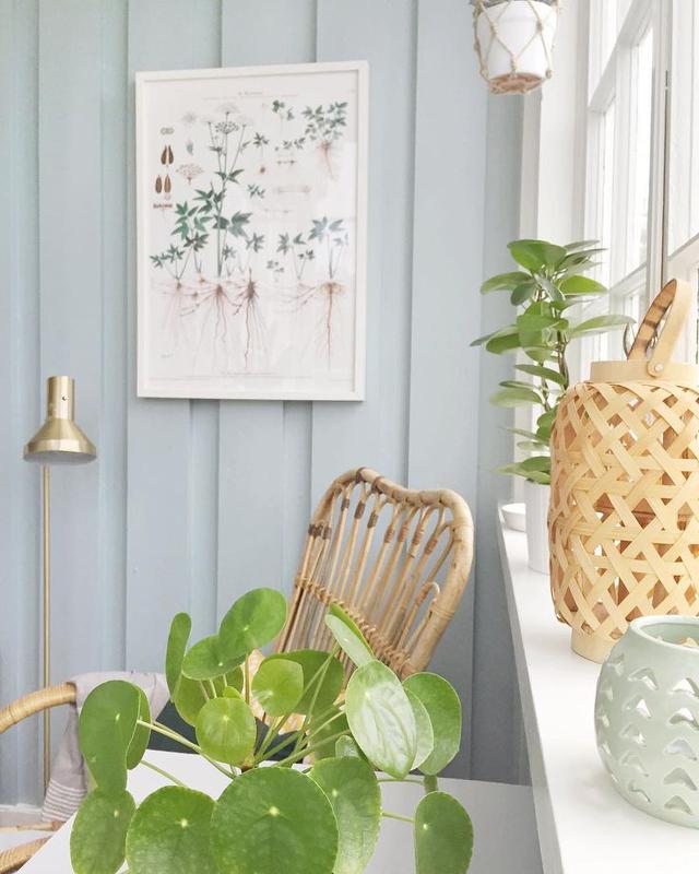 Appunti di casa nordic love 2 tendenza green for Casa in stile ranch con veranda
