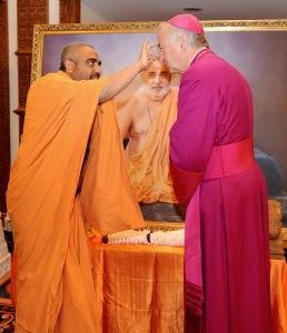 Vincent Nichols and Hindu