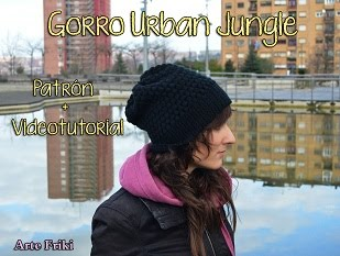 Gorro Urban Jungle