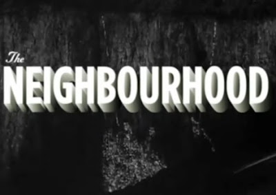 "THE NEIBOURHOOD ""Female Robbery""/""Sweater Weather"""
