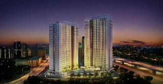 Avida Towers San Lorenzo Perspective