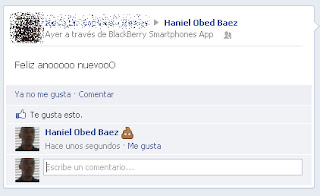 Emoticon de popo en facebook