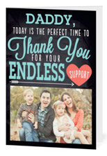 Free Father's Day Photo Card from Treat