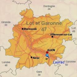 LAYRAC, Lot-et-Garonne