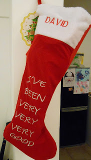 Christmas-stocking