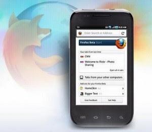 Firefox 6 Beta Kini Hadir di Android Market