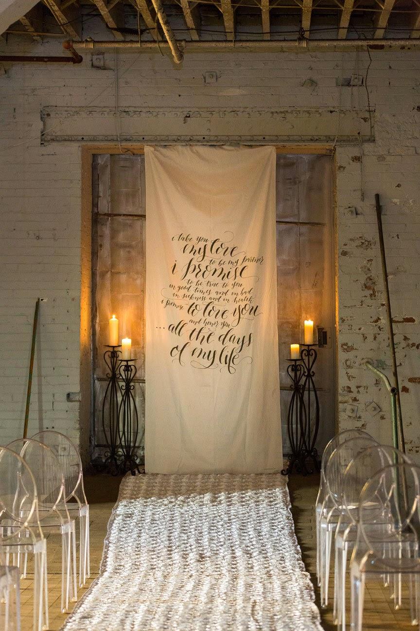 Cheap backdrop wedding