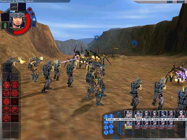 game starship troopers online
