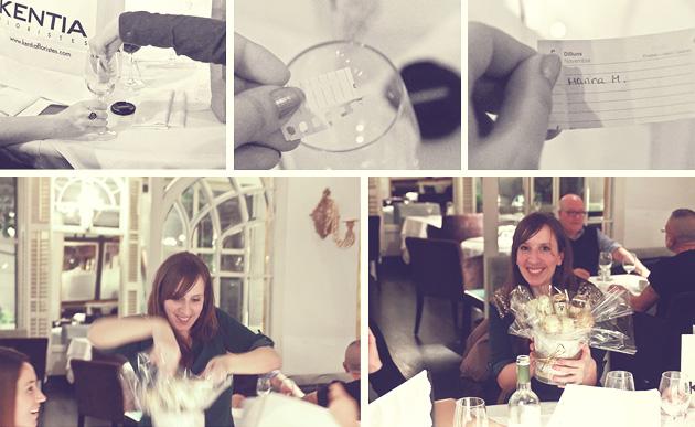 Amigo invisible blogger 2013 - Marina Fuxia atelier