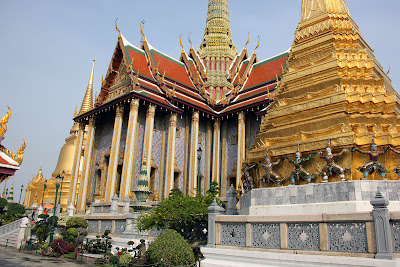 Royal Pantheon - The Grand Palace in Bangkok | Thailand