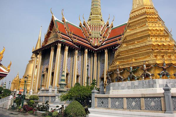 Panteon Real - El Gran Palacio de Bangkok | Tailandia