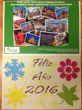 Nuevo calendario solidario 2016