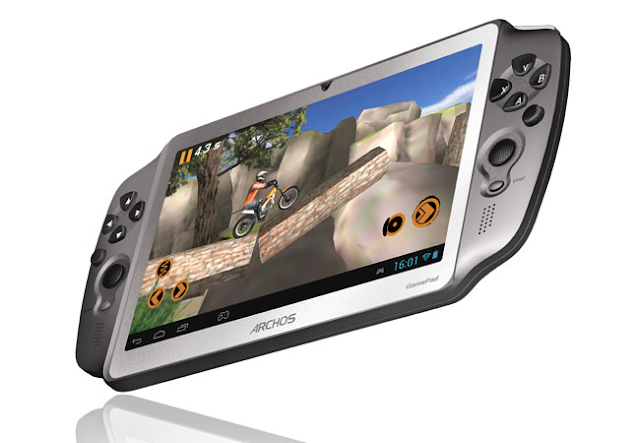 Archos GamePad Arrives In U.S. For $179
