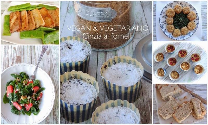 pagina vegan e vegetariano