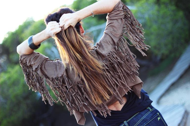Hippyssidy - streetstyle - flecos - tendencias otoño 2015 - fashionblogger - tendencia hippie - boho style