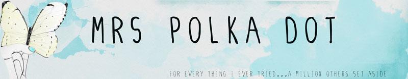 mrs polka dot