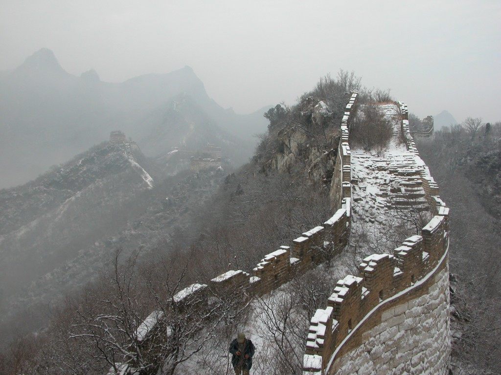travel and great wall The great wall of china was built more than two millennia ago to keep invaders out of the country.