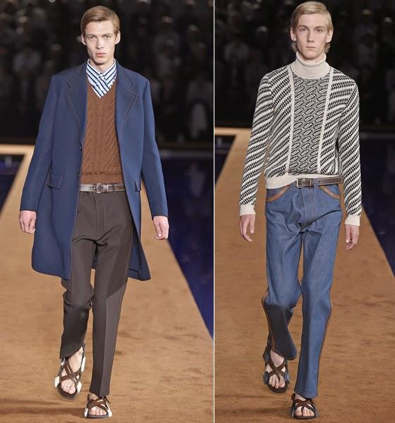 Prada Spring 2015 Menswear @blocdemoda