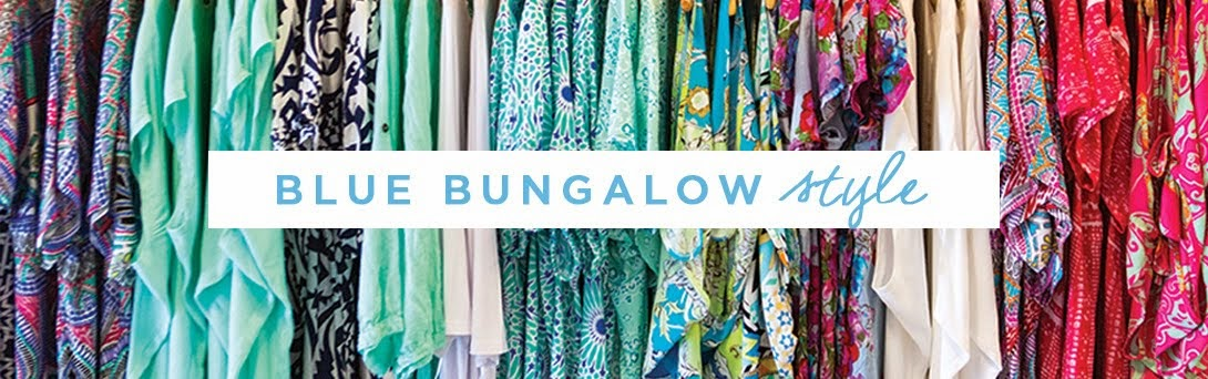 Blue Bungalow Style