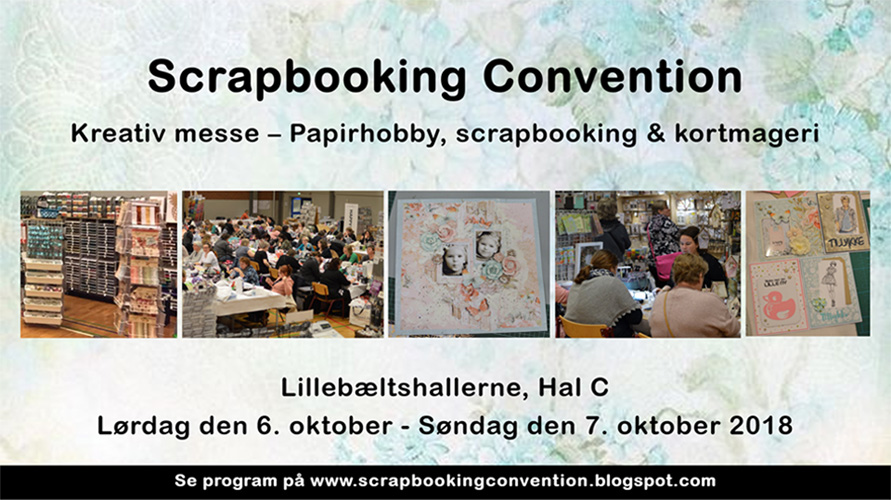 Scrapbooking Convention