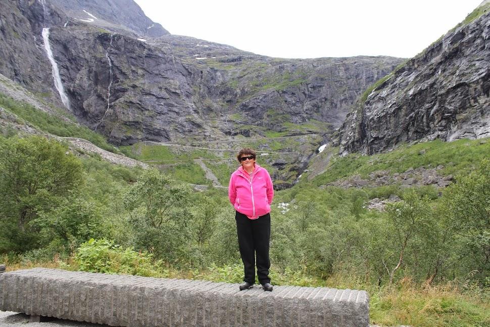 Trollstigen Norge 2012