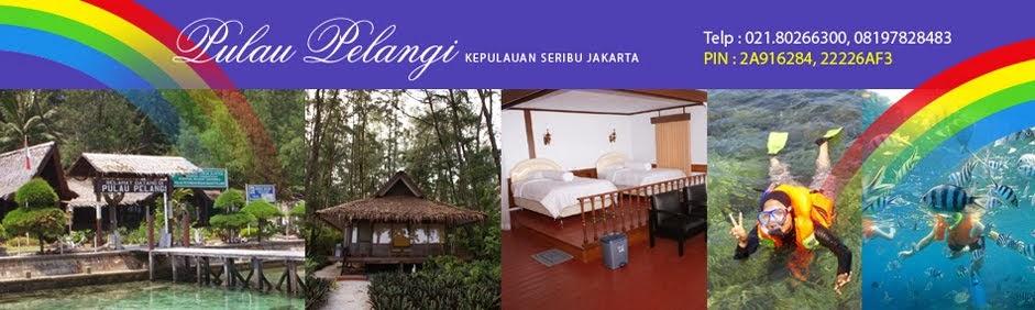 Pulau Pelangi | Pulau Seribu | Paket Wisata Pulau Seribu | Paket Wisata Pulau Pelangi
