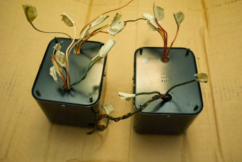 mcintosh mc30 rebuild and restoration transformers prepared wiring begun