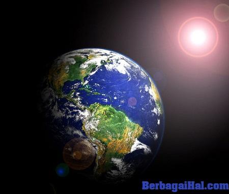 Ada di Planet Bumi Dan