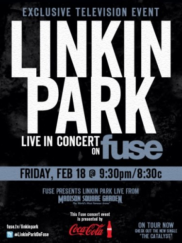 Show Linkin Park Live From Madison Square Garden 2011